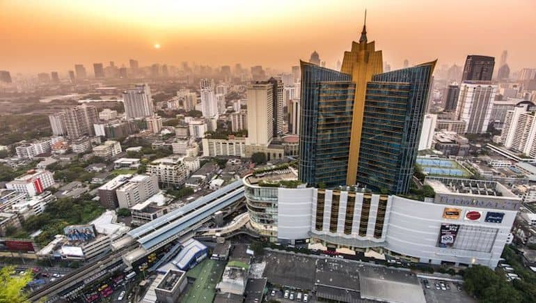 Directions to favourite places from Millennium Residence in Bangkok - www.millenniumresidence.net -