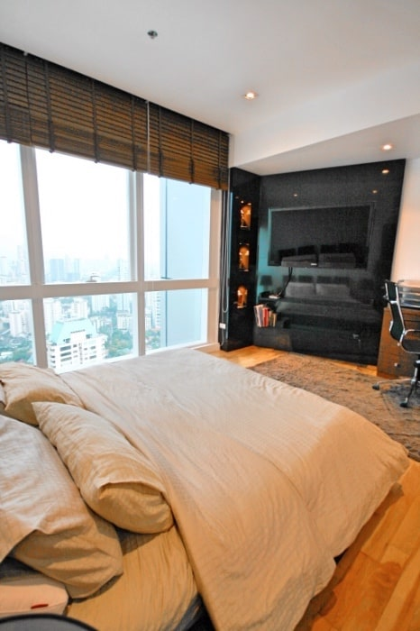 Short Term Rentals at Millennium Residence in Bangkok
