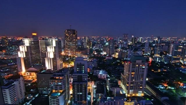 Millennium Residence Bangkok @ Sukhumvit - Skyline - www.millenniumresidence.net