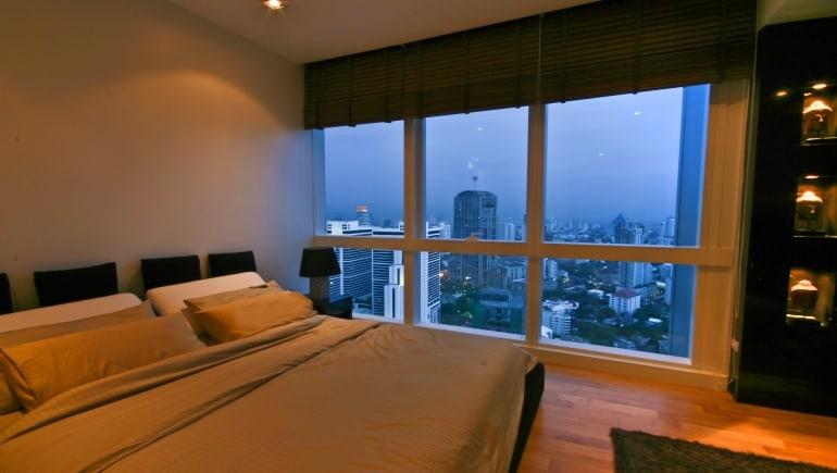 Millennium Residence Bangkok   One Bedroom Rental Condo    Www.millenniumresidence.net