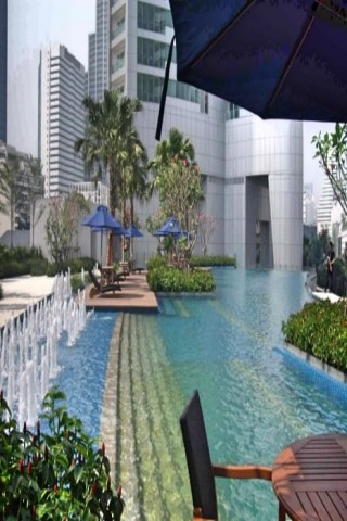 Millennium Residence Bangkok - Outside & Facilities - Learn More at www.millenniumresidence.net -