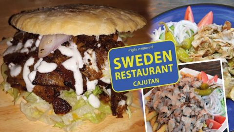 Swedish Cuisine - Restaurant Cajutan in Bangkok Close to Millennium Residence Bangkok - www.millenniumresidence.net
